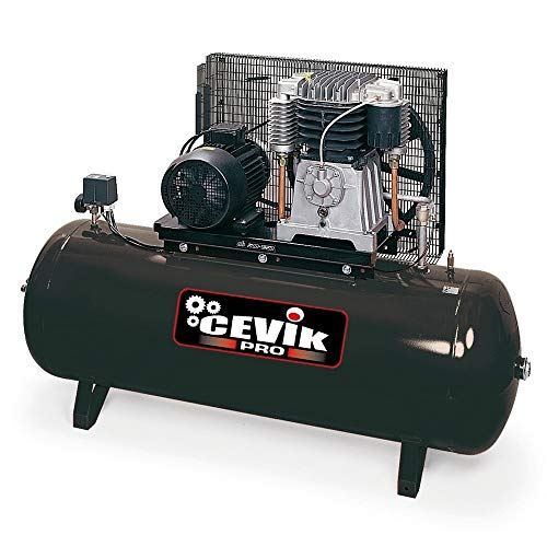 Cevik CA-AB500/7.5T - Monoblock Portátiles 400V- 7,5HP- 500 Lt.-10 BAR- 830 Lt./ min.