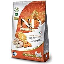 Farmina - Farmina N&D Calabaza y Pescado Adult Mini Grain Free - 2346 - 2,