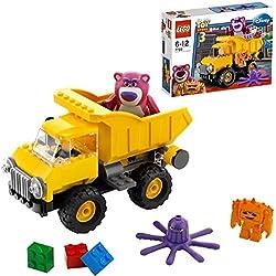 LEGO Toy Story 7789 - L'autoribaltabile di Lotso