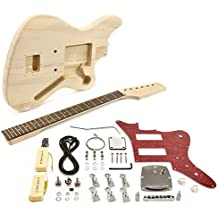 Kit de Bricolaje de Guitarra Eléctrica Seattle Jazz
