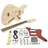 Kit à assembler Guitare électrique Jazz Seattle