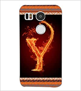 PrintDhaba GRANDbet Y D-2554 Back Case Cover for LG NEXUS 5X (Multi-Coloured)