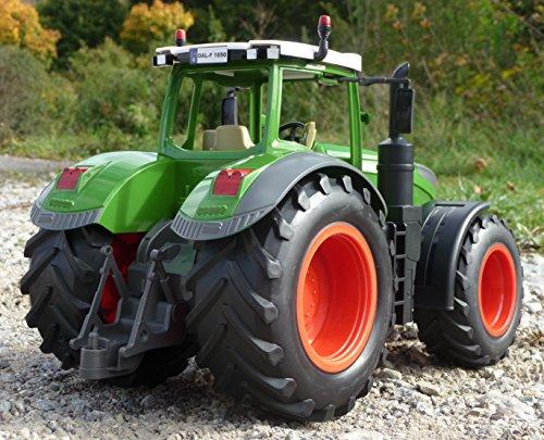 RC Auto kaufen Traktor Bild 2: RC Traktor FENDT 1050 SCHWADER-Anhänger in XL Länge 70cm