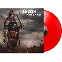 War Games - 180 G. Red Vinyl - Limitiert - Limited Edition [Vinyl LP]