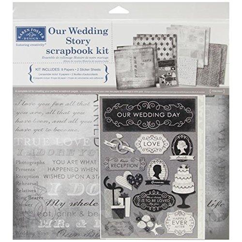 Karen Foster Pagine Decorate Per Scrapbook,12
