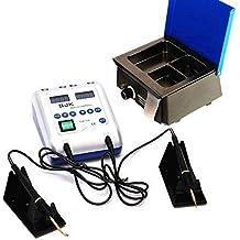 Espátula eléctrica ElectroEspátula Modelado de Cera 2 Lápices 6 Espátulas + Calentador de cera de 3