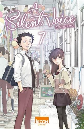 A Silent Voice T07 (07) par Yoshitoki Oima