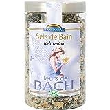 Biofloral Sels de bain Relaxation Silice et Fleurs de Bach 320g
