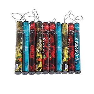 Angelliu Fruchtgeschmack 500 Puffs Einweg Dampf Shisha Electronic Shisha Stick Pen