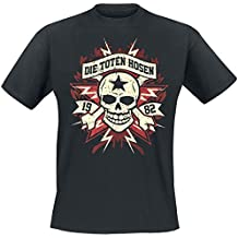 Die Toten Hosen Drei Kreuze T-Shirt schwarz