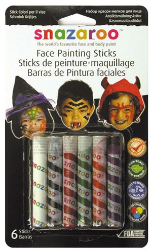 k Halloween Set (Product Catalog: Paints, Brushes & Inks) by Snazaroo ()