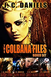 The Colbana Files Boxed Set (English Edition)