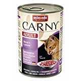 Animonda Animonda Cat Dose Carny Adult Rind & Lamm 400g