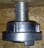 2 Zoll Storz Kupplung mit 1 1/2 Zoll Tülle Aluminium - Schlauchreduzierung