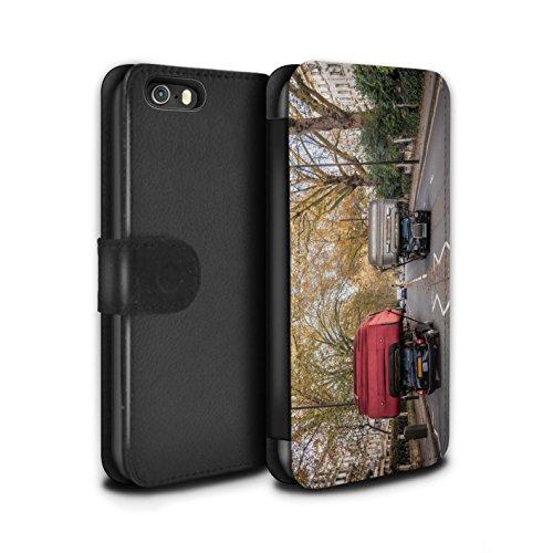 Stuff4 Coque/Etui/Housse Cuir PU Case/Cover pour Apple iPhone 5/5S / Pack 29pcs Design / Imaginer Collection Lumière D'Emballage