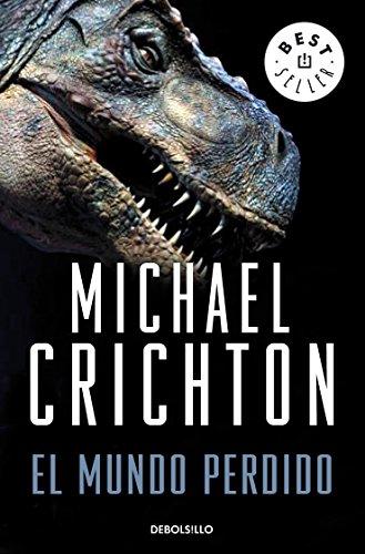 El mundo perdido por Michael Crichton