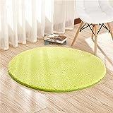 ECYC® dicke Samt Tür Bodenmatte Tisch Stuhl Pad Pet Matte, grün