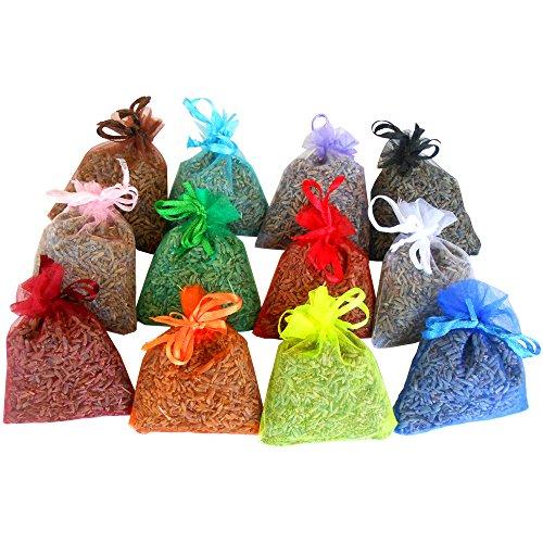 12-saquitos-de-lavanda-ecologica-muy-aromatica-total-120gr-multicolor
