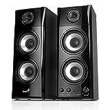 Genius SP-HF 1800 Enceintes PC / Stations MP3 RMS 50 W