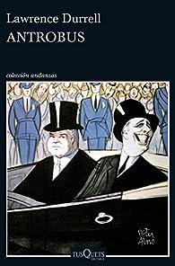 Antrobus par Lawrence Durrell