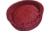 Douge Couture Bucket Bed, Red (Large)