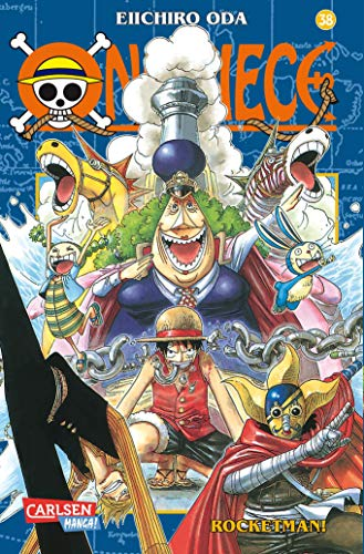 One Piece, Bd.38, Rocketman!