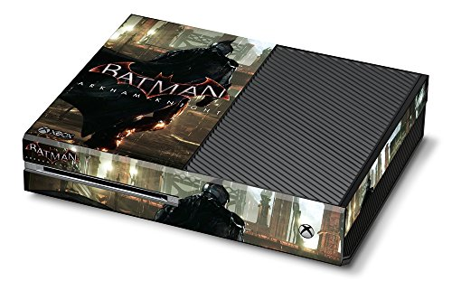 Controller Gear Batman Arkham Knight Hero's Walk - Xbox One Console Skin - Officially licensed by Xbox