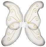 Schmetterlingsflügel Samantha 76 x 80 cm - Grau