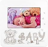Zep S.r.l WG146 Baby-Bilderrahmen Adam, Holz, 10x15