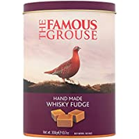 Famous Grouse Whisky Fudge 300g