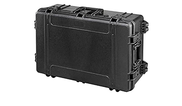 MAX 750 Waterproof Storage Trunk With Foam