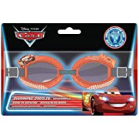 Disney Cars Neon 3D Character Swimming Goggles