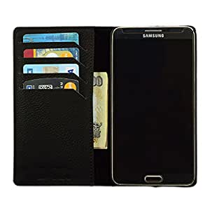 DSR PU Leather Flip Case Cover For HTC Desire 500