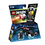 Cheapest LEGO Dimensions LEGO Movie Bad Cop Fun Pack on PlayStation 4