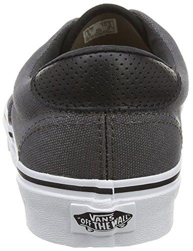 Vans Era 59, Baskets Basses Mixte Adulte Gris (C&P pewter/black)