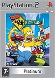 The Simpsons: Hit & Run Platinum (PS2)