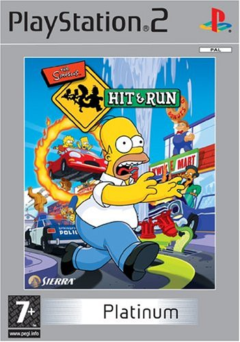 the-simpsons-hit-run-platinum-ps2