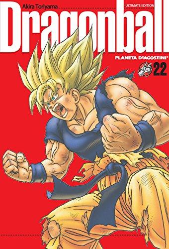 Dragon Ball nº 22/34 (Manga Shonen) por Akira Toriyama