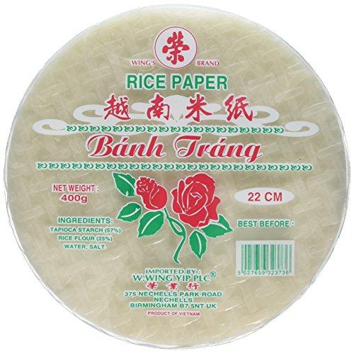 Rice Paper...