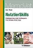 NutztierSkills: Arbeitstechniken in der Großtierpraxis: Rind, Schwein, Ziege, Schaf - MemoVet