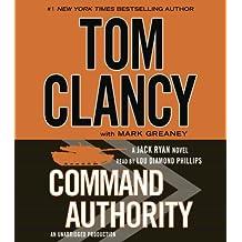 Command Authority (Jack Ryan Novels)