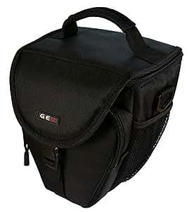 Gem Easy Access SLR Camera Case for Canon EOS 500D, Digital Kiss X3, Kiss X6i, Digital Rebel T1i, Rebel T3, Rebel T3i, Rebel T4i