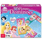 Disney Princess Lenticular Dominoes by The Wonder Forge (English Manual)