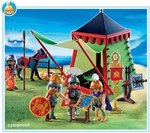 Playmobil® 4273–Romani Lager con tenda