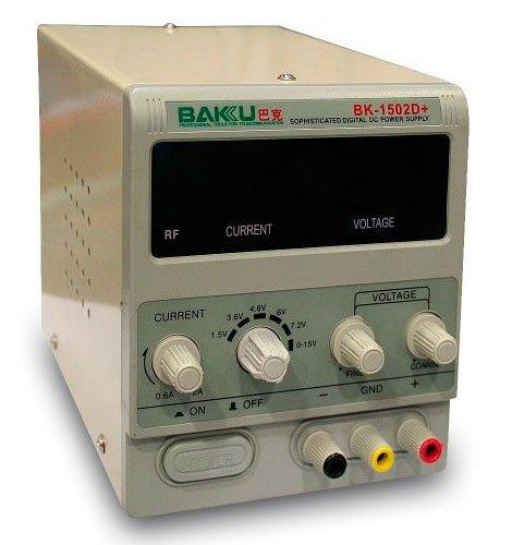 Varios - Fuente alimentacion regulable digital baku-1502d+
