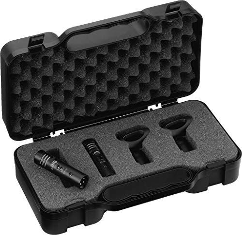 Monacor ECM-250 Microphone Set