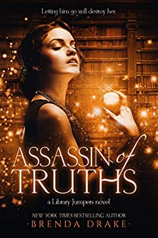 Assassin of Truths (Library Jumpers) by [Drake, Brenda]