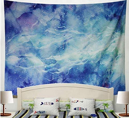 HJLHFD Wanddekorationen Marmor Muster Wandteppich Klassische Marmor Textur Wandbehang Dekoration Raumteiler Vorhänge 150X200 cm