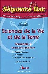 Sciences de la Vie et de la Terre, Terminale S