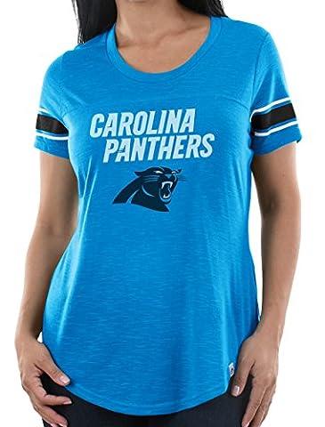 Carolina Panthers Women's Majestic NFL